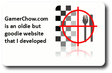Gamerchow.com, my first interactive website